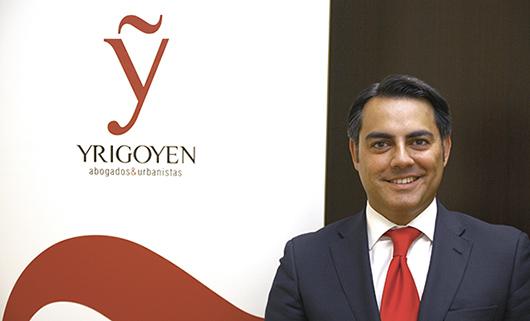 Miguel Pérez de Yrigoyen, director del despacho Yrigoyen Abogados