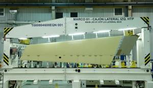 El Ayuntamiento y Airbus vienen trabajando desde hace meses en la ampliación. Foto: EI