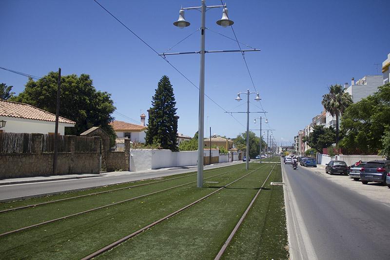 Con una longitud de 24 kilómetros tiene un presupuesto de 225 millones. Foto JC Sánchez