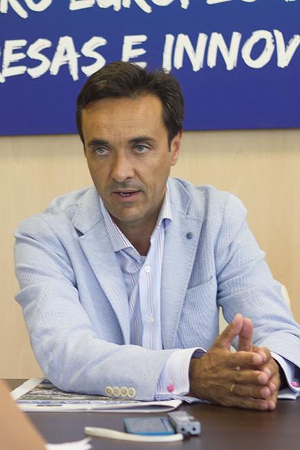 José Manuel Miranda. Foto JC Sánchez