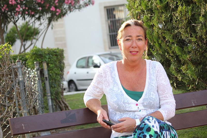 La teniente de alcalde de Medio Ambiente, Marta Rodríguez. Foto: JC Sánchez