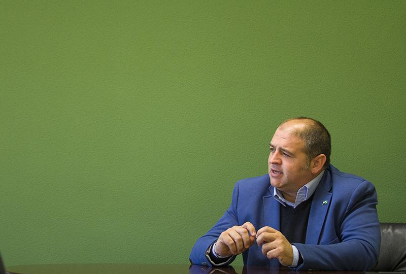 """""""Las administraciones deben ayudarnos para poder abordar el pago de la deuda"""" Foto: JC Sánchez"""
