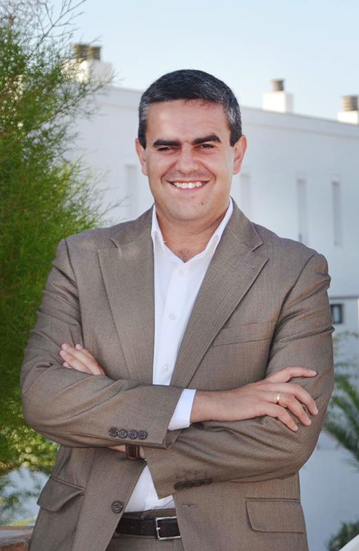 José Ortiz, alcalde de Vejer de la Frontera. Foto: EI