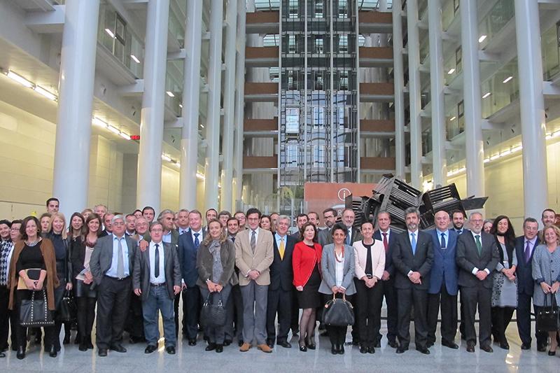 La reunión de los jueces decanos tuvo lugar en Valencia, con gran eco social y mediático.