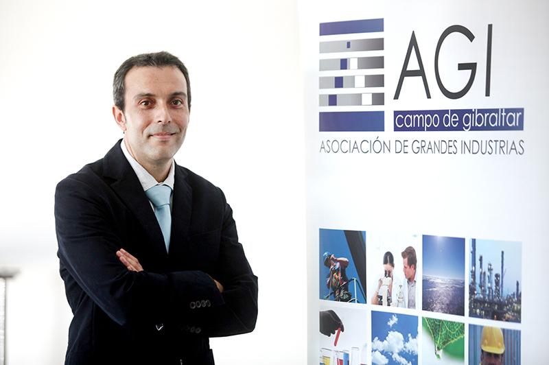 Manuel Doblado, en la sede de la AGI. Foto: Empresas