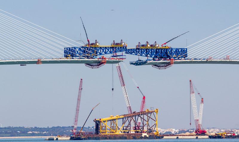 """El puente de """"La Pepa"""" es un ejemplo de la construcción tradicional en la provincia. Foto: J.C. Sánchez"""