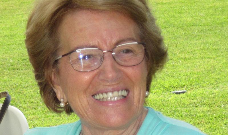 María Luisa Escribano.