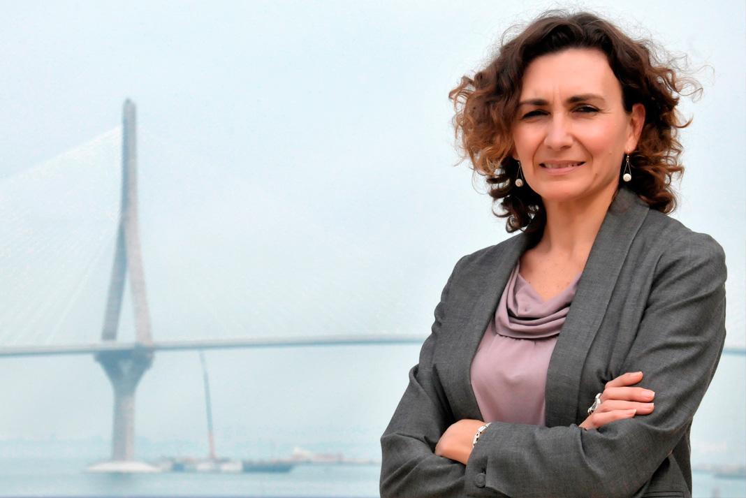 Carmen Romero, secretaria general de la CEC. Foto: Cata Zambrano