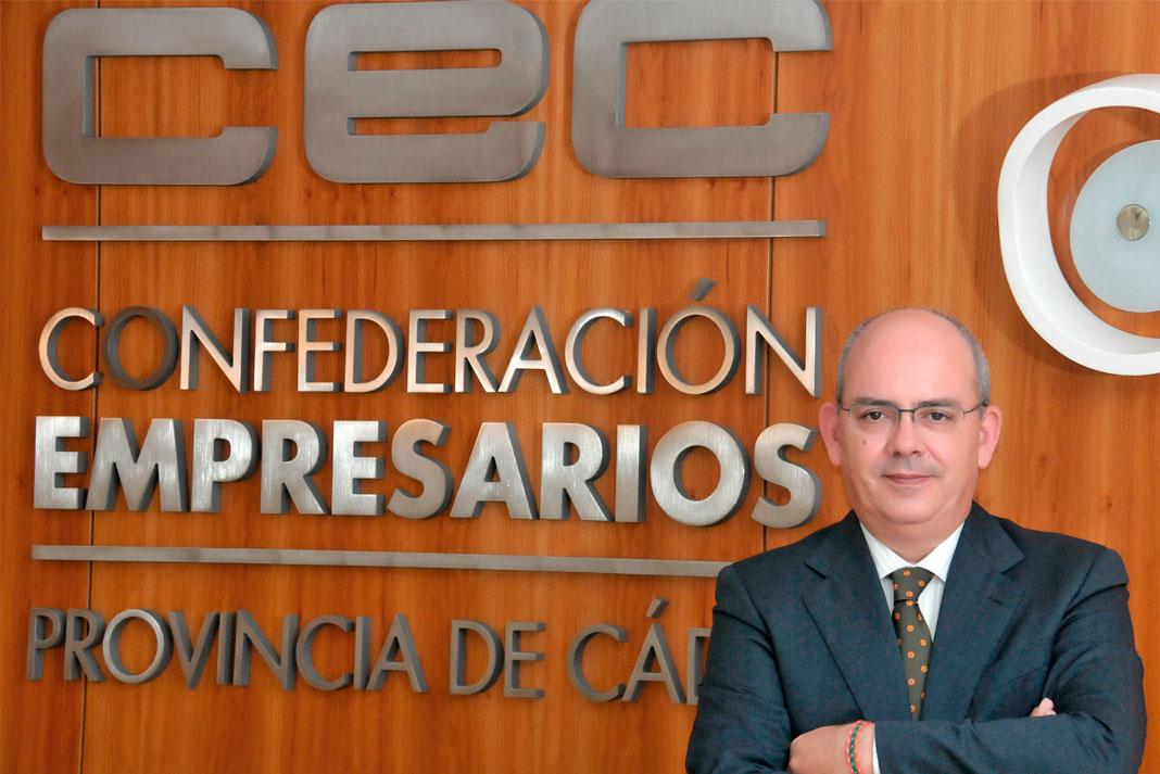Javier Sánchez Rojas, Presidente de la CEC. Foto: Cata Zambrano