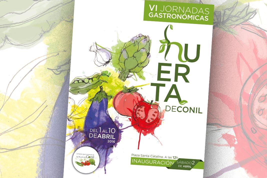 Jornadas Gastronómicas de la Huerta de Conil