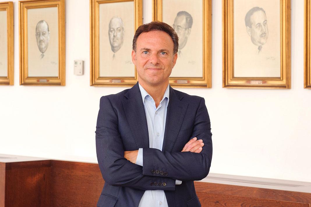 David de la Encina. Alcalde de El Puerto de Santa María