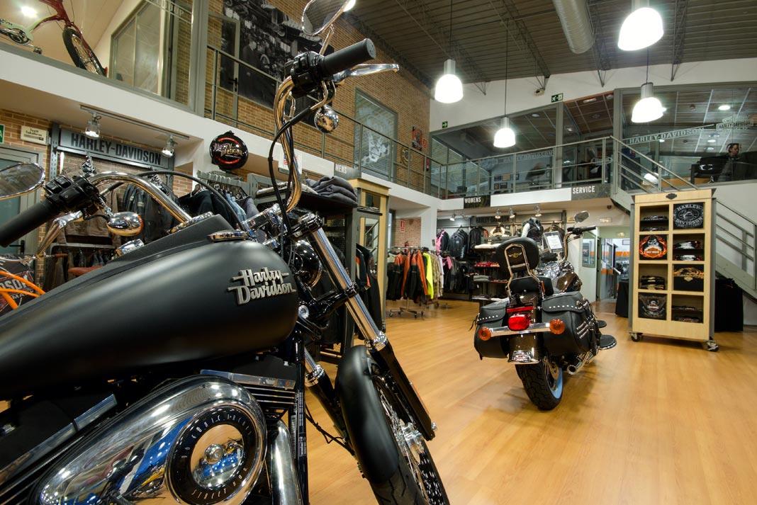 El Puerto, \'templo\' Harley Davidson